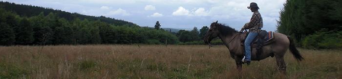 vakantie paardrijden