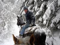 winter Ardennen